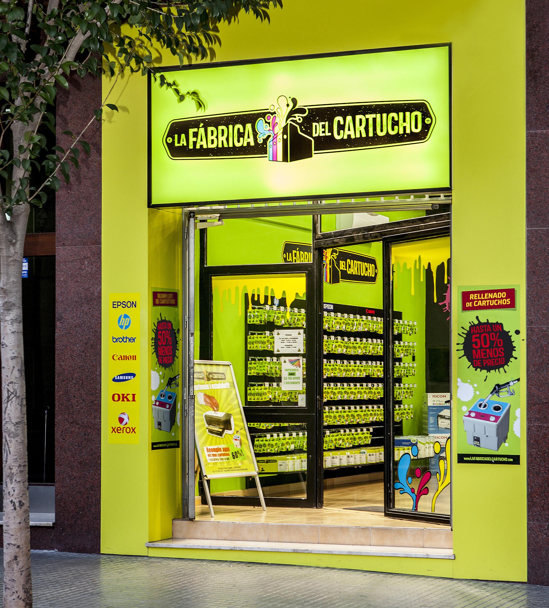 ABRE TU PROPIA TIENDA DE CARTUCHOS – La Fábrica Del Cartucho - photo#47