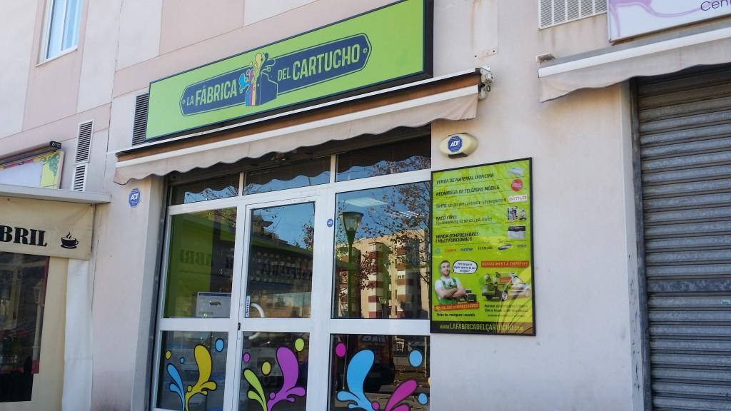 tienda de cartuchos en Tarragona