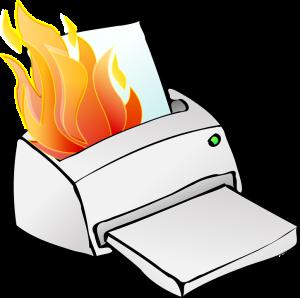 mi impresora no imprime